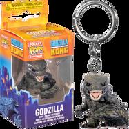 Godzilla vs Kong - Godzilla Pocket Pop! Keychain