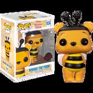 Winnie the Pooh - Winnie the Pooh as Bee Pop! Vinyl Figure
