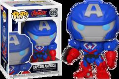 Avengers Mech Strike - Captain America Mech Pop! Vinyl Figure