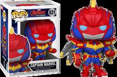 Avengers Mech Strike - Captain Marvel Mech Pop! Vinyl Figure