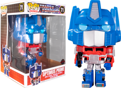 """Transformers (1984) - Optimus Prime 10"""" Pop! Vinyl Figure"""