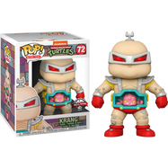 "Teenage Mutant Ninja Turtles - Krang with Android Body 6"" Super Sized Pop! Vinyl Figure"