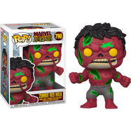 Marvel Zombies - Red Hulk Zombie Pop! Vinyl Figure