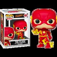 The Flash (2014) - The Flash with Lightning Pop! Vinyl Figure