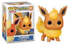 Pokemon - Flareon Diamond Glitter Pop! Vinyl (2021 Wondrous Convention Exclusive)