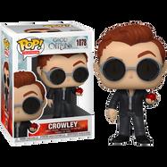 Good Omens - Crowley Pop! Vinyl Figure