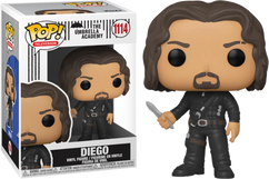 The Umbrella Academy - Diego Hargreeves with Knife Pop! Vinyl Figure