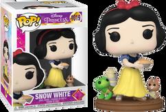 Snow White and the Seven Dwarfs - Snow White Ultimate Disney Princess Pop! Vinyl Figure