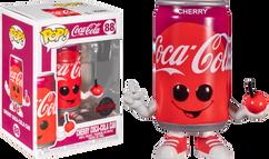 Coca-Cola - Cherry Coke Can Pop! Vinyl Figure
