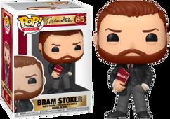 Bram Stoker - Bram Stoker with Book Pop! Vinyl Figure