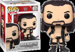 WWE - Drew McIntyre Pop! Vinyl Figure