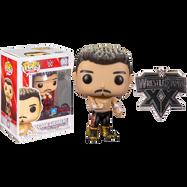 WWE - Eddie Guerrero Pop! Vinyl Figure with Enamel Pin