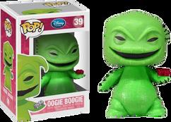 Nightmare Before Christmas NBX  - Oogie Boogie Pop! Disney Vinyl Figure