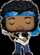 Jimi Hendrix - Jimi Hendrix Live in Maui Pop! Vinyl Figure