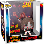 Ozzy Osbourne - Diary of a Madman Pop! Albums Vinyl Figure