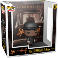 Notorious B.I.G. - Life After Death Pop! Albums Vinyl Figure