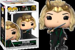 Loki (2021) - Sylvie Pop! Vinyl Figure
