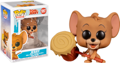 Tom & Jerry: The Movie - Jerry with Mallet Pop! Vinyl Figure