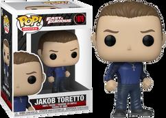 Fast & Furious 9 - Jakob Toretto Pop! Vinyl Figure