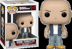Fast & Furious 9 - Dominic Toretto Pop! Vinyl Figure