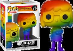 Bob's Burgers - Tina Belcher Rainbow Pride 2021 Pop! Vinyl Figure