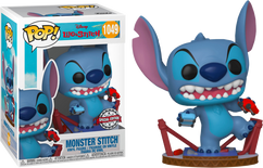 Lilo & Stitch - Monster Stitch Pop! Vinyl Figure