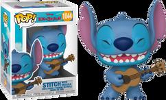 Lilo & Stitch - Stitch with Ukulele Pop! Vinyl Figure