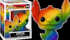 Lilo & Stitch - Stitch Rainbow Pride 2021 Pop! Vinyl Figure