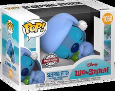 Lilo & Stitch - Stitch Sleeping Pop! Vinyl Figure
