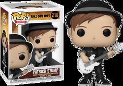 Fall Out Boy - Patrick Stump Pop! Vinyl Figure