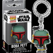 Star Wars - Boba Fett Pocket Pop! Vinyl Keychain