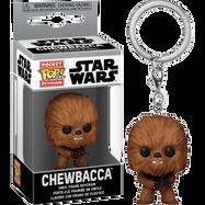 Star Wars - Chewbacca Pocket Pop! Vinyl Keychain