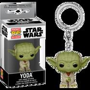 Star Wars - Yoda Pocket Pop! Vinyl Keychain