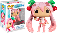 Vocaloid - Hatsune Cherry Blossom Pop! Vinyl Figure