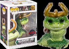 Loki (2021) - Alligator Loki Pop! Vinyl Figure
