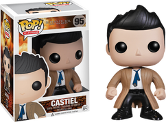 Supernatural Castiel - Pop! Television Vinyl Figure
