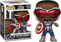 The Falcon and the Winter Soldier - Captain America Year of the Shield Pop! Vinyl Figure