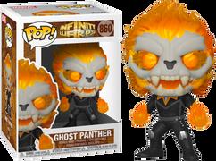 Infinity Warps - Ghost Panther Pop! Vinyl Figure