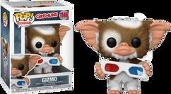 Gremlins - Gizmo with 3D Glasses Pop! Vinyl Figure