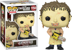 The Texas Chainsaw Massacre - Leatherface with Chainsaw Pop! Vinyl Figure