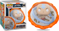 """Avatar: The Last Airbender - Aang in Avatar State 6"""" Super Sized Pop! Vinyl Figure"""