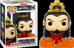 Avatar: The Last Airbender - Fire Lord Ozai Pop! Vinyl Figure