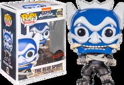 Avatar: The Last Airbender - Zuko with Blue Spirit Mask Pop! Vinyl Figure