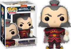 Avatar: The Last Airbender - Admiral Zhao Pop! Vinyl Figure