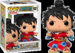 One Piece - Luffytaro Luffy in Kimono Pop! Vinyl Figure