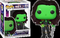Marvel: What If…? - Gamora, Daughter of Thanos Pop! Vinyl Figure