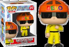 Devo - Satisfaction Pop! Vinyl Figure