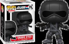 G.I. Joe - Snake Eyes with Gun Pop! Vinyl Figure