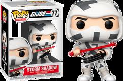 G.I. Joe - Storm Shadow Pop! Vinyl Figure