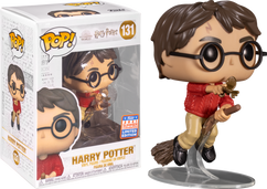 Harry Potter - Harry Potter Flying with Winged Key Pop! Vinyl Figure (2021 Summer Convention Exclusive)